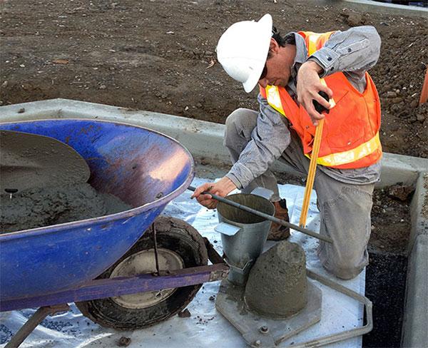 Анализ бетона в москве стоимость бетона завода