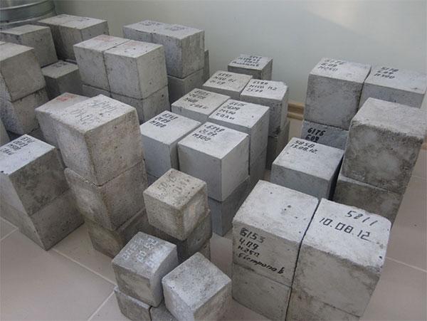 анализ бетона в москве